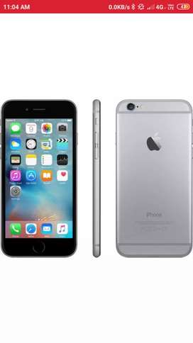 iPhone 6 128GB storage