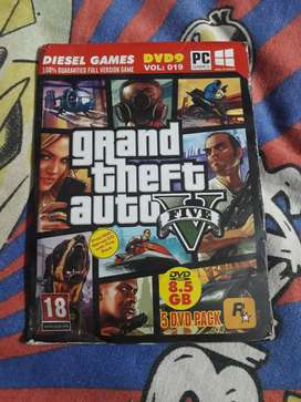 Games for PC fully new ruppees 200 4 cds