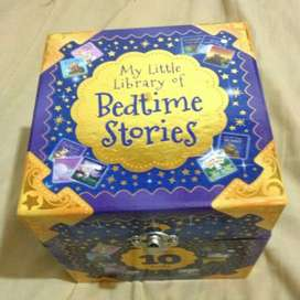My Little Bedtime Stories Book, Box Includes 10 Book