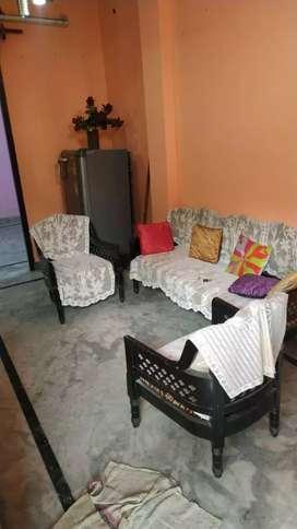 1bhk fully furnished Rent near dwarka Mor Metro Station walk dis 2min