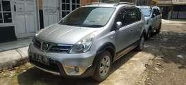 Nissan Livina X-Gear matik 2008 istimewa