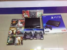 Ps3 Console in good Condition with all accessories available for sale