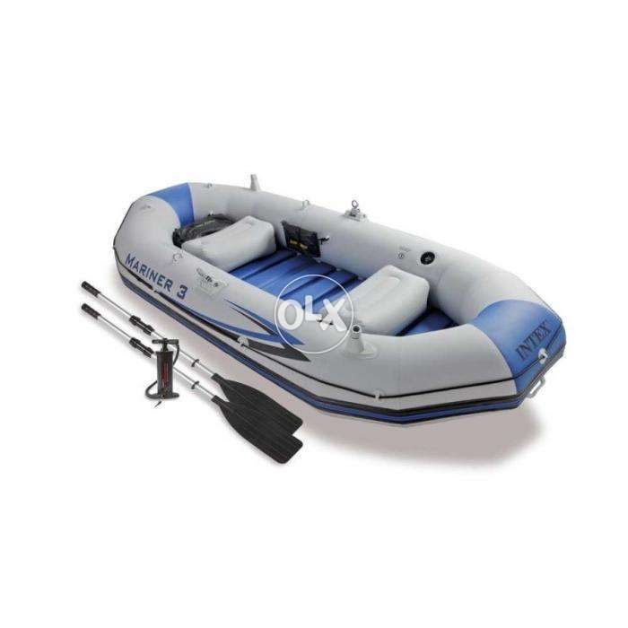 Intex Mariner 3 Inflatable Boat Set in Pakistan
