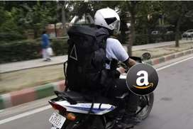 Urgent requirement in parsal delivery for delivery boy