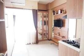 Apartemen Studio Green Pramuka City Tower Magnolia