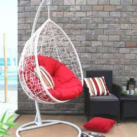 Swing chairs with free delivery and free cushions in delhi ncr