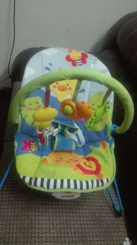 Baby bouncer, rocker at low price