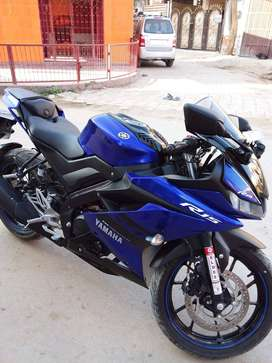 Fully automatic gear bike, new styles R15 September 2019 bye 1st hand