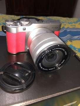 dijual cepat camera fujifilm seri x-A3