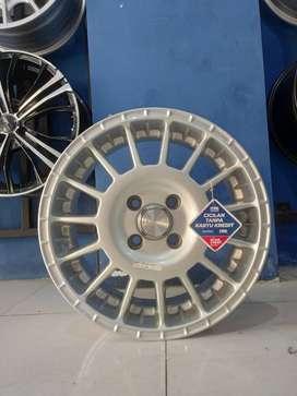 Promo velg murah ARROW R15X65 pcd 4x100