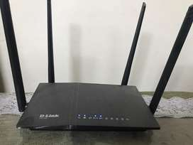 D-LINK universal 5G+2G ROUTER