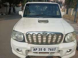 Mahindra Scorpio LX BS-IV, 2007, Diesel