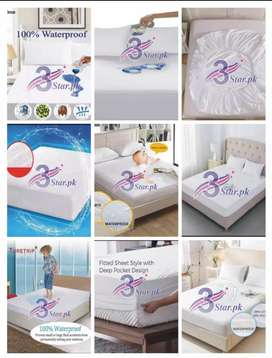 100%Waterproof Mattress Protector/Cover