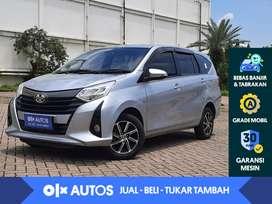 [OLX Autos] Toyota Calya 1.2 G  A/T 2019 Silver