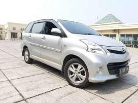 Toyota Avanza 1.5 Veloz 2014/2015 Tangan 1 nopol genap