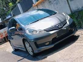Honda Jazz RS AT Paddle Shift Facelift 2011 / 2012