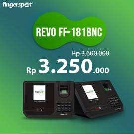 Fingerspot Revo FF-181BNC  (Promo)