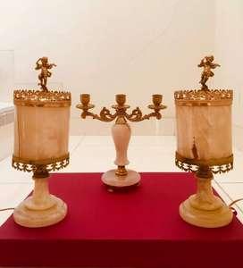LAMPU ITALY ANTIK