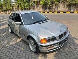 BMW E46 M43 318i Thn 2000 Mulus Siap Pakai