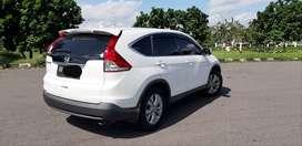 Dijual Honda CRV 2013 warna putih