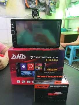 Paket Tv Mobil Mirrorlink Plus Kamera Mundur Led Rp. 450 Rb