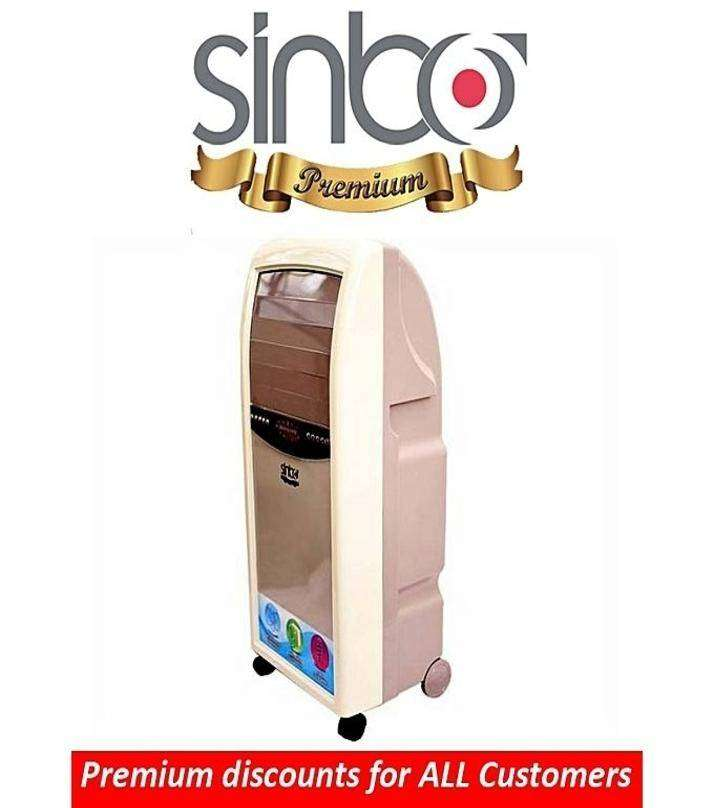 Sinbo SVC-1872 Premium Quality Air Cooler Stainless Steel and Plastic 0