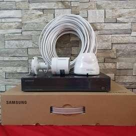Pemasangan Cctv Samsung paket lengkap free instalasi