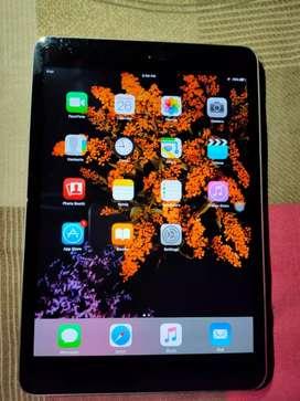 Apple tablet greay cllour