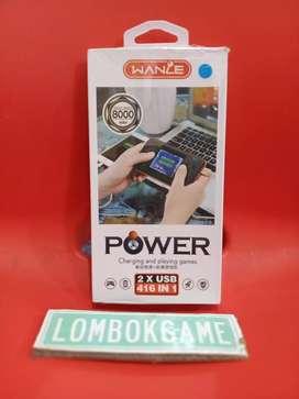 POWER BANK WANLE portable gameboy 416 game retro
