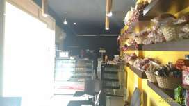 Running bakery business in college jn for sale