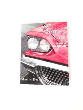 Majalah Detroit Cars 50 Years Of The Motor City Automotive History