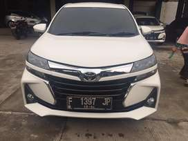 Toyota All New Grand Avanza 1.3 At 2019 Putih