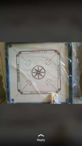 Carrom for new