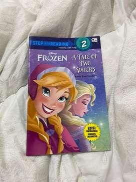 Buku Cerita Frozen