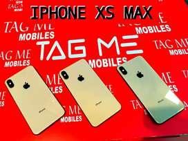 TAG ME IPHONE XS MAX UNUSED MOBILE'S