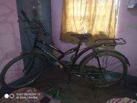 I shell it because I got a new bike from my father