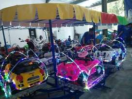 mainan labirin run kereta mini panggung odong full mobil PROMO 11