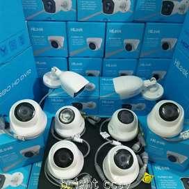 Kamera CCTV 4 channel keamanan rumah kantor pabrik toko dll