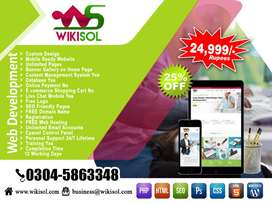 Web Development in Islamabad- Web Design - Web Hosting - SEO Services
