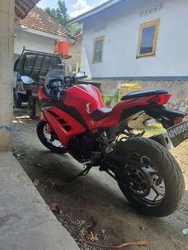 Ninja 250  40 Jt