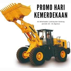 Jual Murah Whelloader Lonking / Sonking 1-5 ton di Toraja