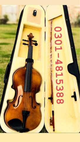 Branded professional Acoustic violin 4/4 size (20% off)