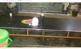 Meja bekas jualan