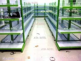 Rak minimarket toko jual gondola ala indomaret alfamart supermarket