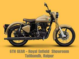 New Classic 350cc Signals Available in Easy Installments