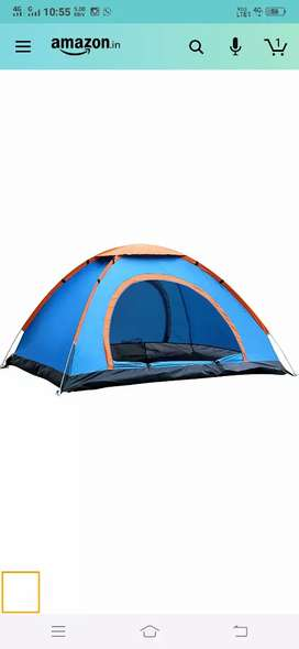 Camping tents for rent