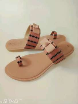 Ladies sandals slippers fancy casual office use comfortable