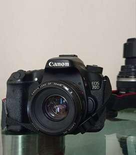 Canon 70D Professional Camera