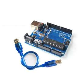 Arduino Uno R3 with Cable compatible with Arduino