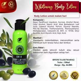 Body lotion malam SR12